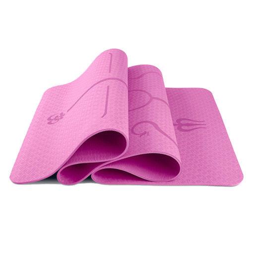 Thảm-Tập-Yoga-Định-Tuyến-YogaLink-TPE-cao-cấp-8mm---HONG