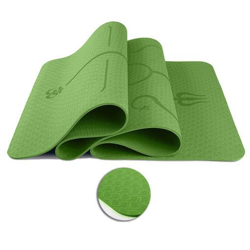 Thảm-Tập-Yoga-Định-Tuyến-YogaLink-TPE-cao-cấp-8mm---XANH